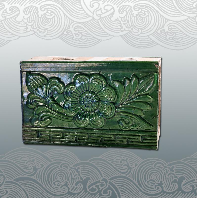 古建琉璃瓦(机制花脊)