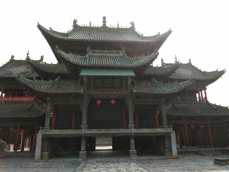 仿古琉璃瓦(社旗山陕会馆)