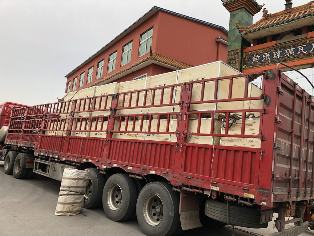 古建琉璃瓦(发往新西兰的货)