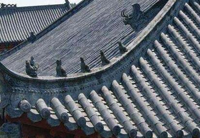 选购古建筑砖瓦的时候要注意些什么