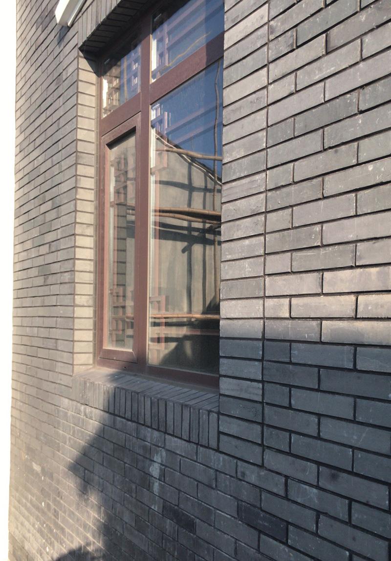 仿古青砖有哪些显著的特点?
