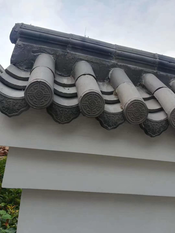 仿古琉璃瓦-厂家长年大量生产仿古琉璃瓦,仿古手工青砖,古建bobapp
